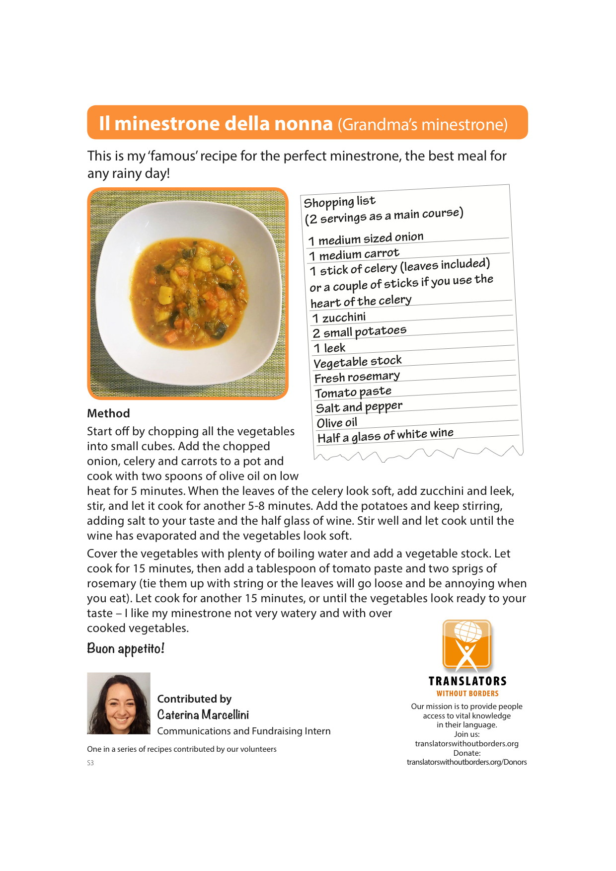 Il minestrone della nonna grandmas minestrone translators download pdf forumfinder Images
